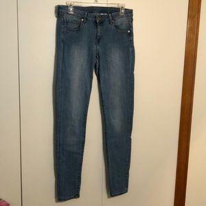 H & M super skinny stretch jeans